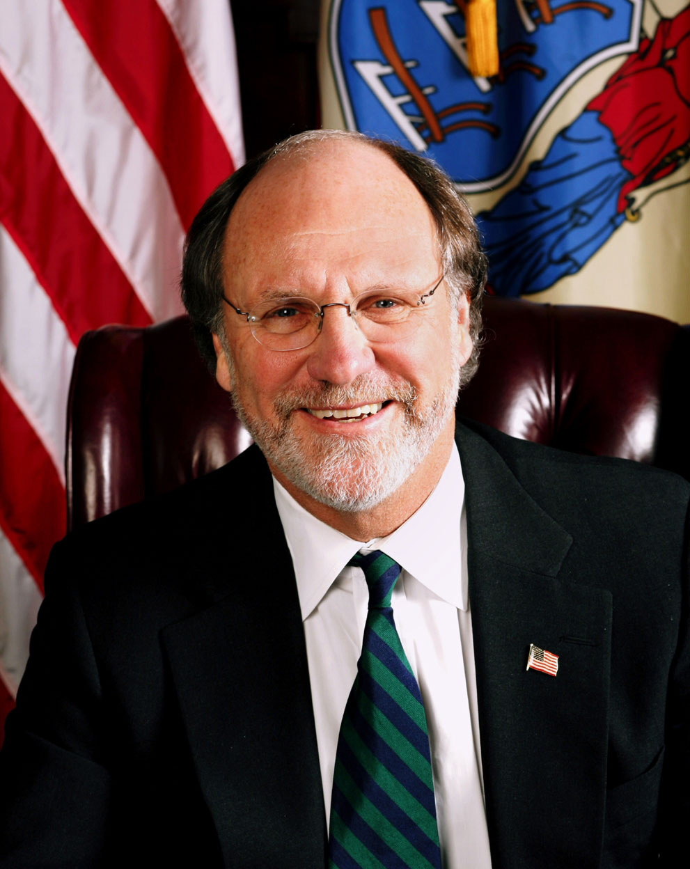 picture of Honorable Jon S. Corzine, Gov of NJ
