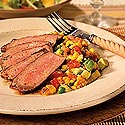 thumbnail grilled strip steak